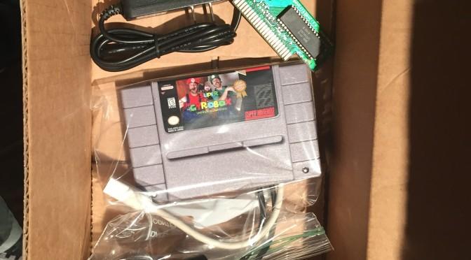 Retro Rasp Pi SNES Mega Game Console FTW LOLZ OMG