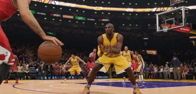 NBA2K15: More disappointing than last call at the bar