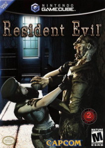 scary video games, geek add, resident evil
