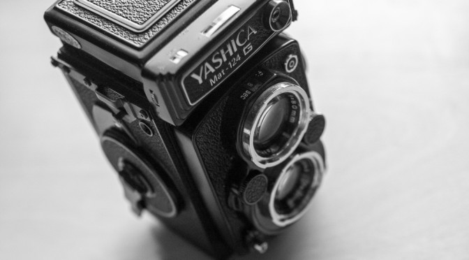 Shooting 35mm in your medium format TLR camera