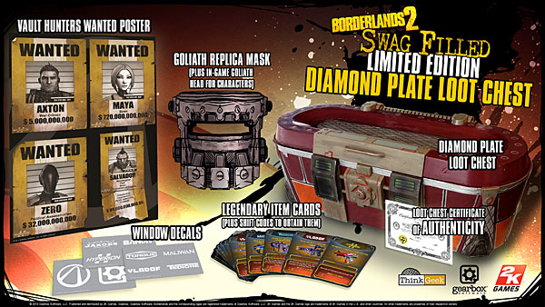 I don't play Borderlands, but I still want this for some reason.