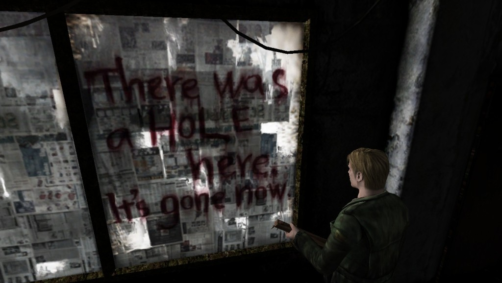 scary video games, silent hill, geek add