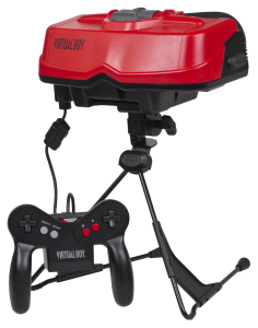 Virtual-Boy-Set