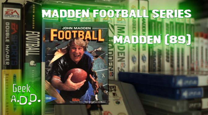 John Madden Football (1989)