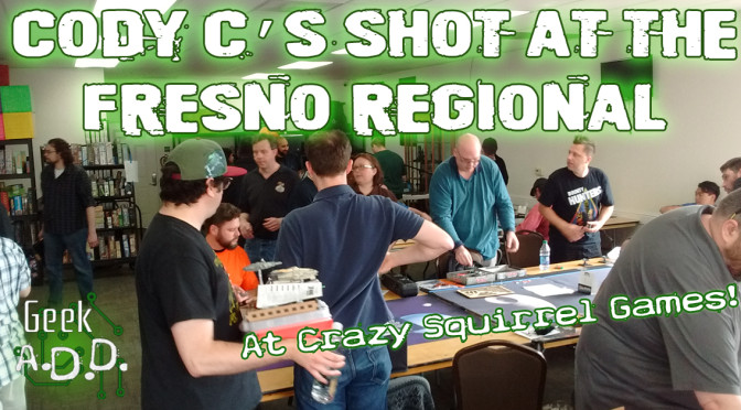 Cody C's Shot at the Fresno Regional