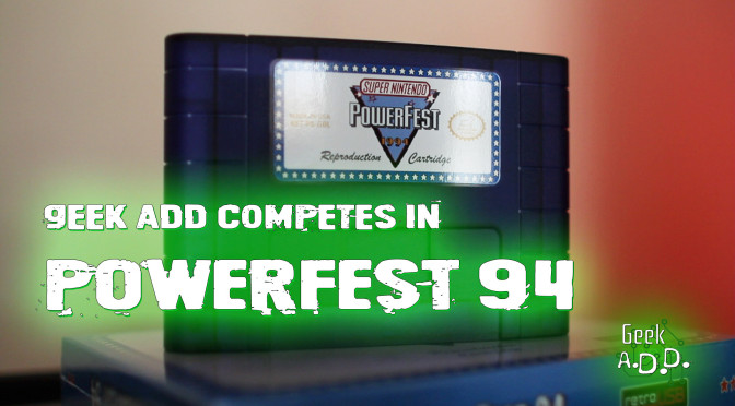 We put on our own Powerfest 94 Competition
