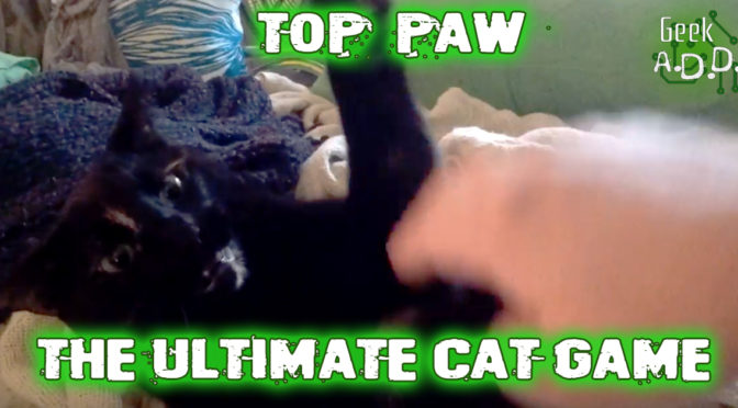 Top Paw: The Ultimate Cat Game