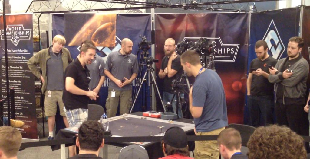 X-Wing 2016 World Championship