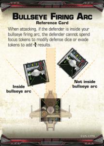Bullseye Reference Card